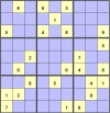 Sudoku of the day - Play the hardest sudoku online